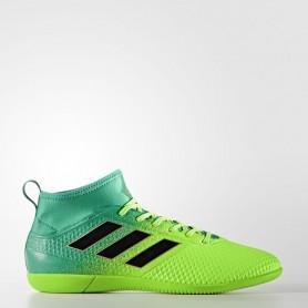 A0228 รองเท้าฟุตซอล ADIDAS ACE 17.3 PRIMEMESH IN - Solar Green