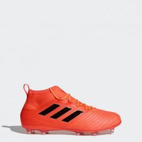 A0233 รองเท้าฟุตบอล รองเท้าสตั๊ด ADIDAS ACE 17.2 FG - Solar Orange