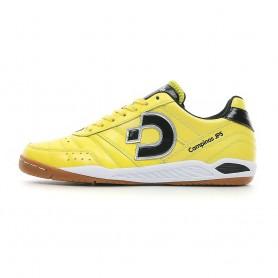 D0030 รองเท้าฟุตซอล Desporte Campinas JP5 - สีเหลือง