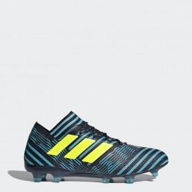 A0244 รองเท้าฟุตบอล รองเท้าสตั๊ด ADIDAS Nemeziz 17.1 FG - Energy Blue