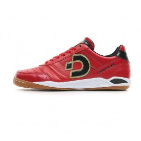 D0031 รองเท้าฟุตซอล Desporte Campinas JP5 - สีแดง