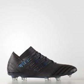 A0249 รองเท้าฟุตบอล รองเท้าสตั๊ด ADIDAS Nemeziz 17.1 FG - Core Black