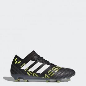 A0252 รองเท้าฟุตบอล รองเท้าสตั๊ด ADIDAS Nemeziz MESSI17.1 FG - Core Black