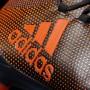 A0255 รองเท้าฟุตบอล รองเท้าสตั๊ด ADIDAS X 17.1 FG -Core Black/Solar Red/Solar Orange