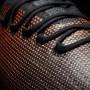 A0256 รองเท้าฟุตบอล รองเท้าสตั๊ด ADIDAS X 17.2 FG -Core Black/Solar Red/Solar Orange