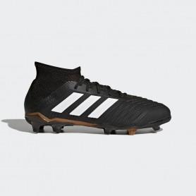 A0027 รองเท้าฟุตบอล รองเท้าสตั๊ดเด็ก ADIDAS Predator 18.1 JR. FG -Black/white