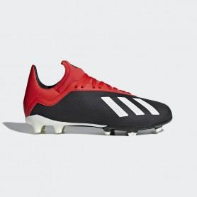 A2130 รองเท้าฟุตบอล รองเท้าสตั๊ดเด็ก ADIDAS X 18.3  JR. FG-trace cargo/core black/orange