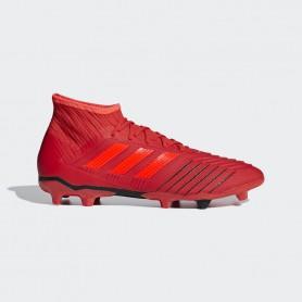 A2166 รองเท้าฟุตบอล รองเท้าสตั๊ด ADIDAS Predator 19.2 FG -Red/Black