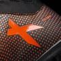 A0270 รองเท้าฟุตบอล 100ปุ่ม สนามหญ้าเทียม ADIDAS X TANGO 17.3 TF -Core Black / Solar Red