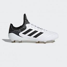 A0032 รองเท้าฟุตบอล รองเท้าสตั๊ด ADIDAS COPA 18.1 FG -White/Black