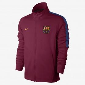 N0291 เสื้อแจ็คเก็ต NIKE FC BARCELONA FRANCHISE