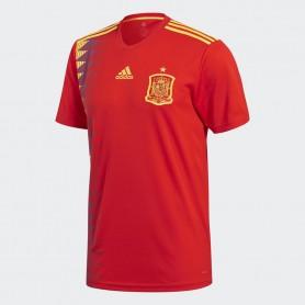 A0295 เสื้อฟุตบอล ADIDAS SPAIN HOME REPLICA JERSEY -ของแท้