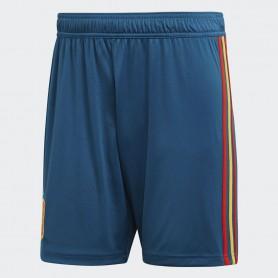 A0296 กางเกงฟุตบอล ADIDAS SPAIN HOME REPLICA SHORTS -ของแท้