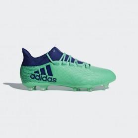 A0648 รองเท้าฟุตบอล รองเท้าสตั๊ด ADIDAS X 17.2 FG - Aero-Green