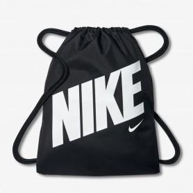 N2377 กระเป๋ายิมสำหรับเด็ก Nike Graphic -Black/White