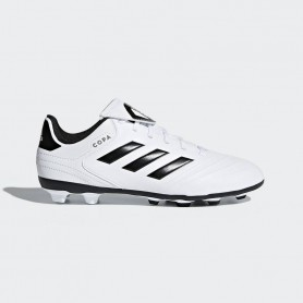 A0034 รองเท้าฟุตบอล รองเท้าสตั๊ด ADIDAS COPA 18.4 FxG -White/Black