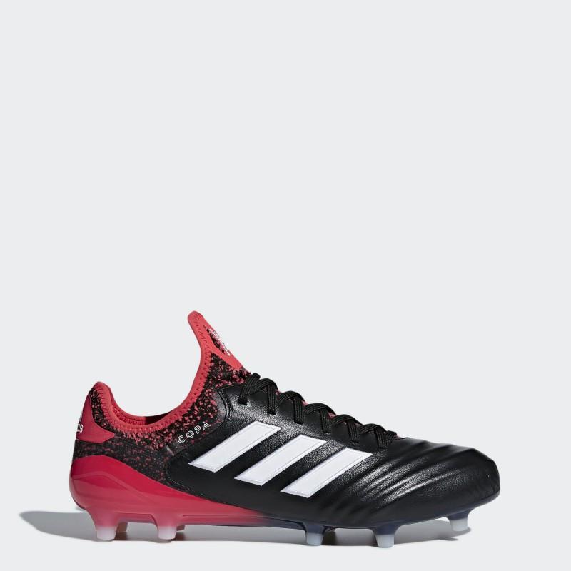 A0032 รองเท้าฟุตบอล รองเท้าสตั๊ด ADIDAS COPA 18.1 FG -Black/White/Multicolor