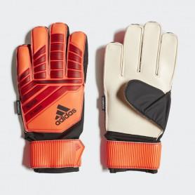 A2482 ถุงมือผู้รักษาประตูเด็ก ADIDAS Predator Top Training Fingersave Gloves-active red