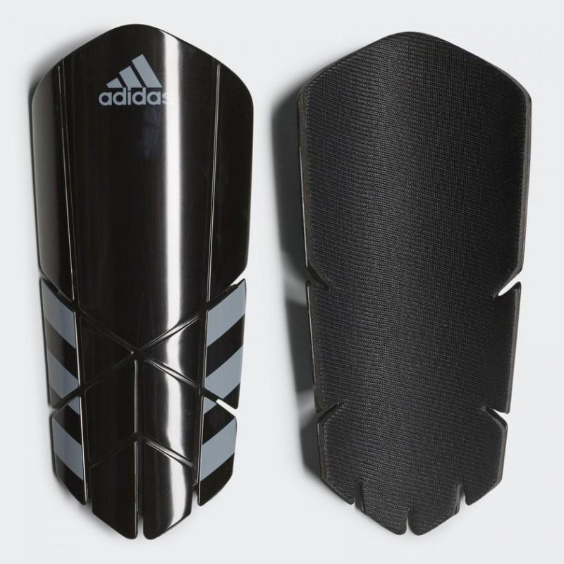 A0325 สนับแข้ง Adidas GHOST LESTO -Grey / Core Black
