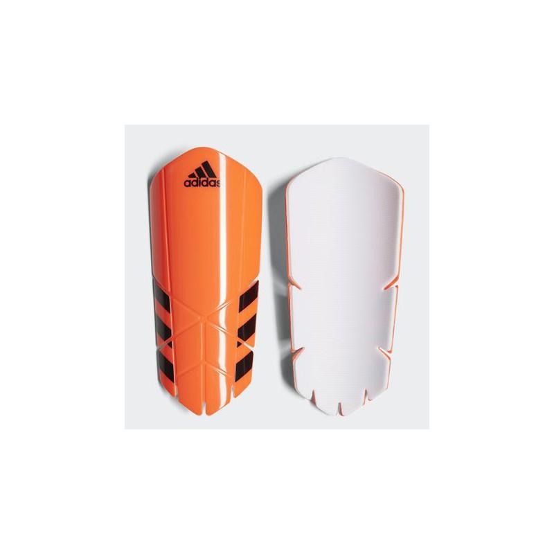 A0327 สนับแข้ง Adidas Ghost Lesto -Red/Black