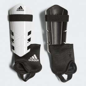 A0329 สนับแข้ง Adidas GHOST CLUB  -White/Black