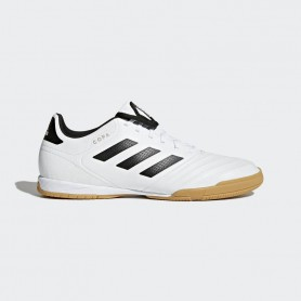 A0035 รองเท้าฟุตซอล ADIDAS COPA 18.3 IN -White/Black