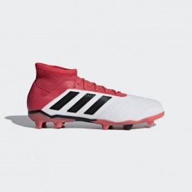A0335 รองเท้าฟุตบอล รองเท้าสตั๊ดเด็ก ADIDAS Predator 18.1 JR. FG -White / Black