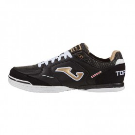 J2578 รองเท้าฟุตซอล Joma Top Flex IN-Black/Gold