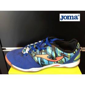 J2589 รองเท้าฟุตซอล JOMA Joma Super Flex-Blue