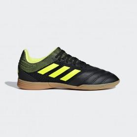 A2646 รองเท้าฟุตซอลเด็ก adidas Copa 19.3 Sala IN Jr.-core black/solar yellow