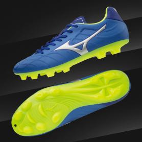 M0357 รองเท้าฟุตบอล รองเท้าสตั๊ด MIZUNO Rebula V3- Blue