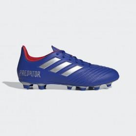 A1369 รองเท้าฟุตบอล รองเท้าสตั๊ด ADIDAS Predator 18.4 FG-Black/White/Red