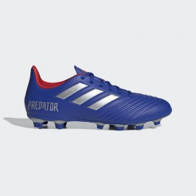 A2775 รองเท้าฟุตบอล รองเท้าสตั๊ด ADIDAS Predator 19.4 FxG-bold blue/silver met./active red