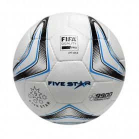 F2728 ลูกฟุตบอลหนังเย็บ ไฟว์สตาร์ No.9900