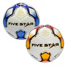 F2733 ลูกฟุตบอลหนังอัด ไฟว์สตาร์ FT No.8700