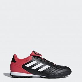 A0339 รองเท้าฟุตบอล 100ปุ่ม สนามหญ้าเทียม ADIDAS COPA 18.3 TF -Black/White/Multicolor