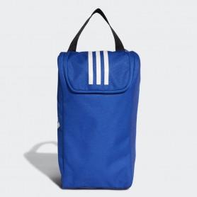 A2866 กระเป๋าใส่รองเท้า adidas 3-Stripes Shoe Bag-bold blue/white