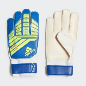 A2874 ถุงมือผู้รักษาประตู ADIDAS Predator Training Gloves-Solar Yellow/Active Red/Football Blue