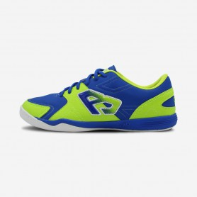 B3054 รองเท้าฟุตซอล Breaker CM-Pro / สีน้ำเงิน-เขียว