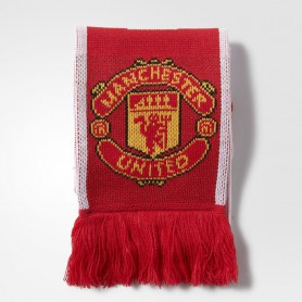 A0403 ผ้าพันคอ MANCHESTER UNITED FC SCARF