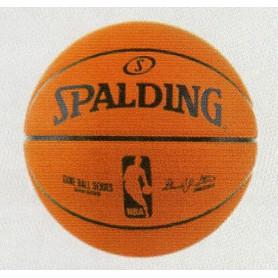 F3234 ลูกบาสเกตบอล Spalding รุ่น nba game ball series