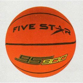 F3240 ลูกบาสเกตบอลยาง Five Star รุ่น BS 900
