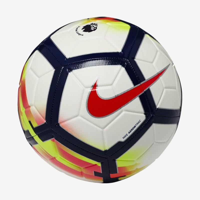 N0422ลูกฟุตบอล NIKE PL Strike Footballs