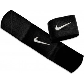 N ผ้าพันสนับแข้ง  Nike Soccer Shin Guard Stay - Black