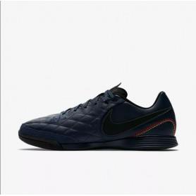 N0168 รองเท้าฟุตซอล Nike TiempoX Ligera IV 10R IC -Midnight Navy