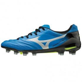 M3656 รองเท้าสตั๊ด รองเท้าฟุตบอล Mizuno MONARCIDA NEO JAPAN-Directoroire Blue/ Silver/ Black