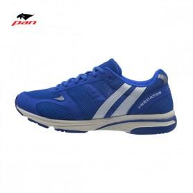 PA3685 รองเท้าวิ่ง Pan PREDATOR P-สีนำ้เงิน/ขาว