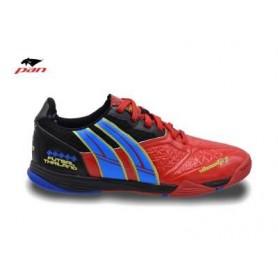 PA0036 รองเท้าฟุตซอล Pan VIGOR 7.1 - Orange/Black