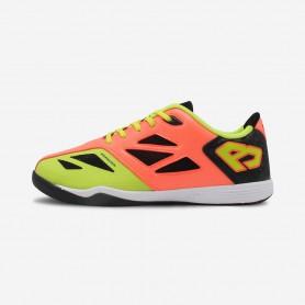 B3796 รองเท้าฟุตซอล Breaker CM-Pro / สีส้ม-เขียว