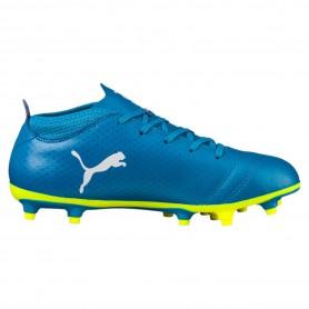 P0463 รองเท้าฟุตบอลเด็ก รองเท้าสตั๊ดเด็ก Puma PUMA ONE 18.4 FG -Atomic Blue